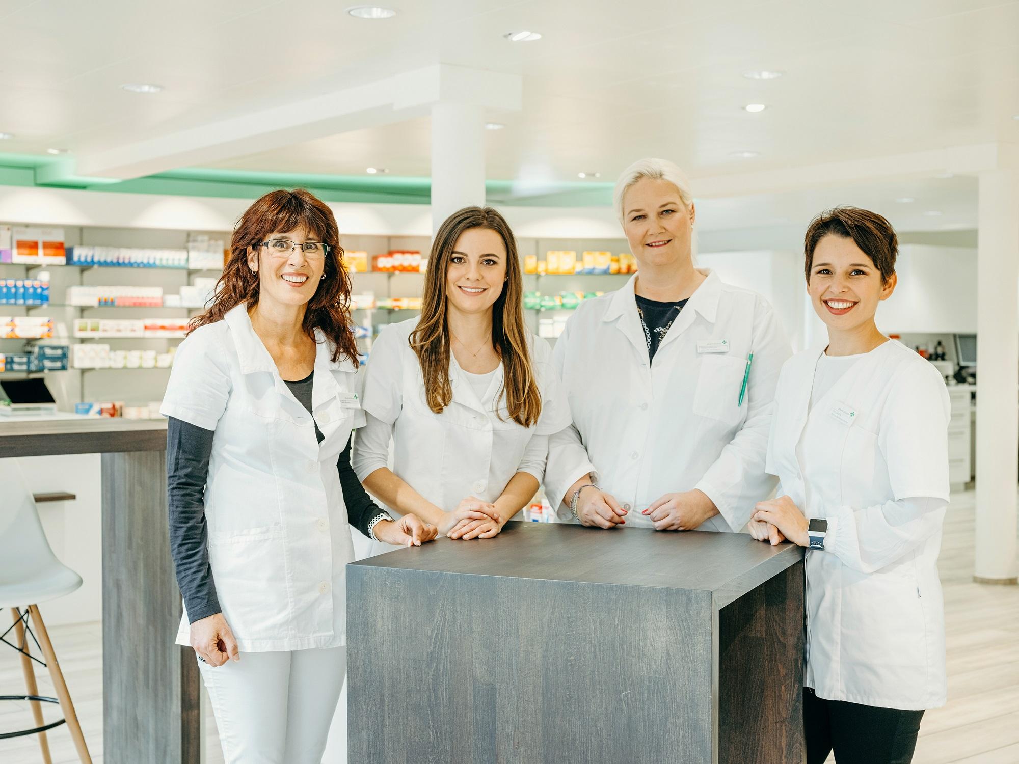 Apotheken-Team