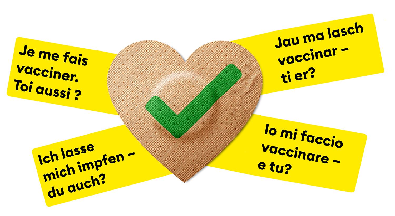 Kampagne Ein Herz für alle - BAG