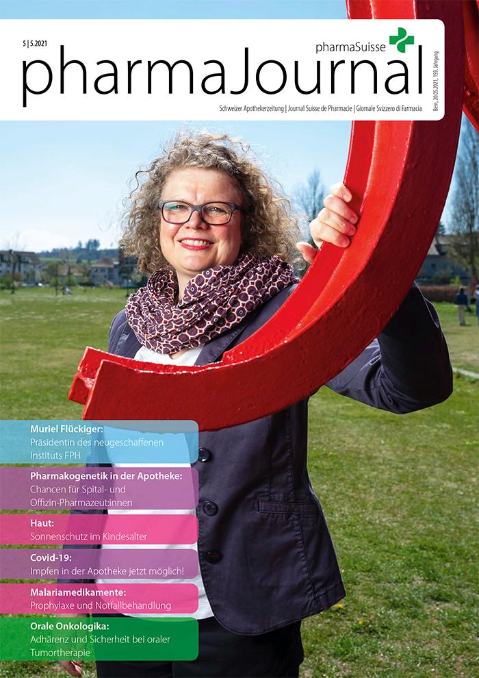Cover pharmaJournal 05 / 2021 de