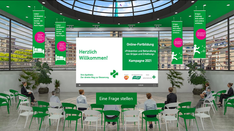 Webinar grüne Welle GFH